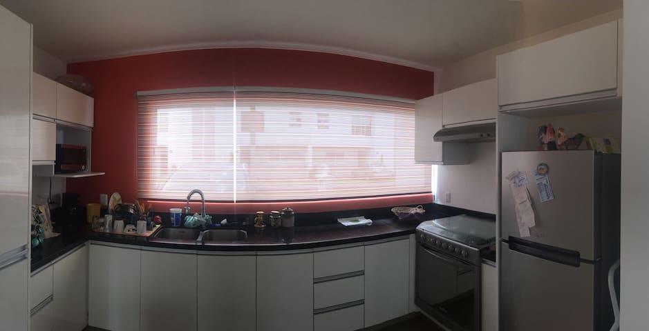 Habitación en privada residencial