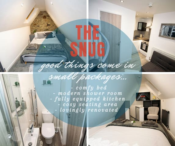 The Snug - Self Catering One Bedroom Apartment