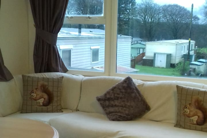 Static Caravan available for hire