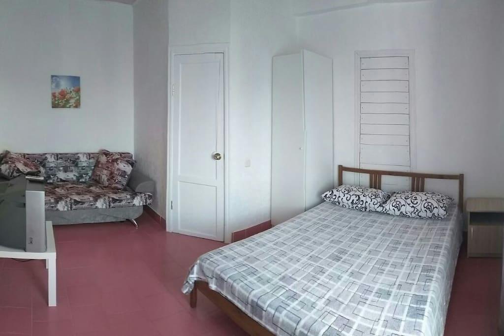 Комната для 2-4 человек