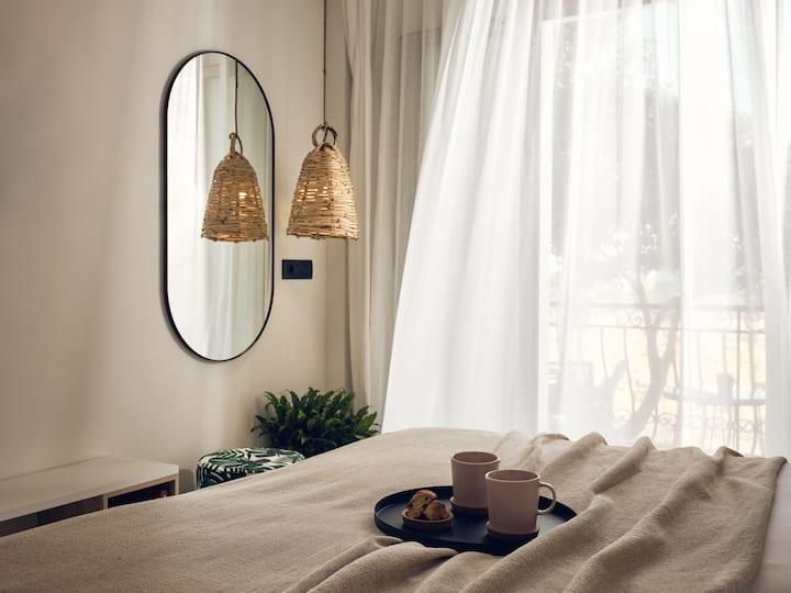 Comfort Studio with Balcony 1