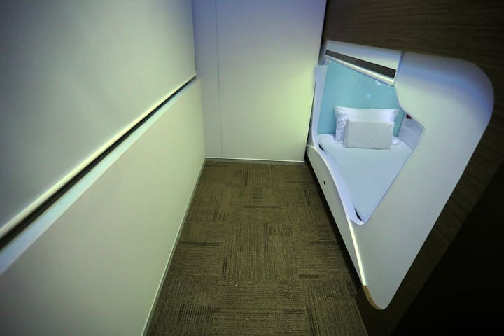 India's first PRIVATE POD stay with extra space