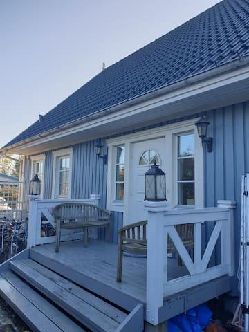 Villa i vackra Simremarken, Trelleborg