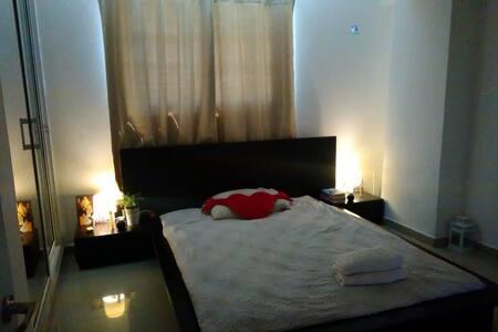 Acogedor y fresco apartamento.