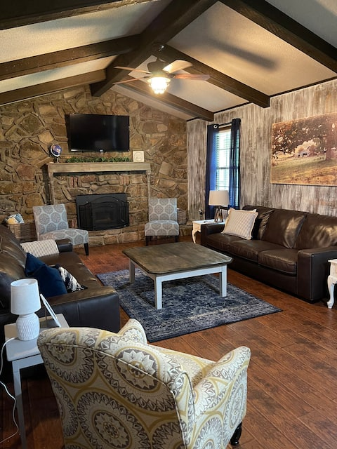 Small Town Getaway with Space to Spread Out