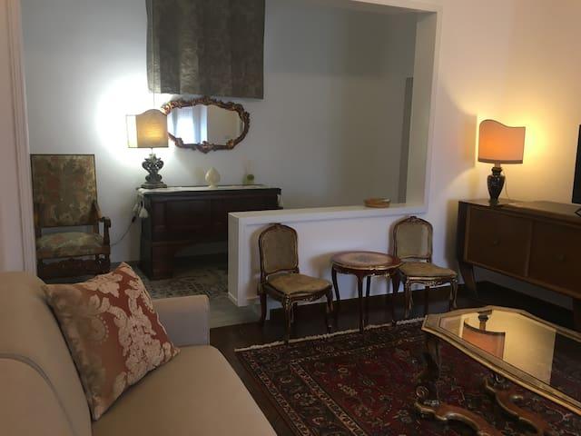 Appartamento vintage a due passi dal mare