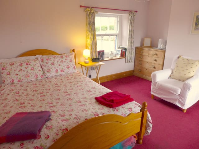 The Wild Cherry B&B, Wirksworth, UK - Wirksworth - Bed & Breakfast