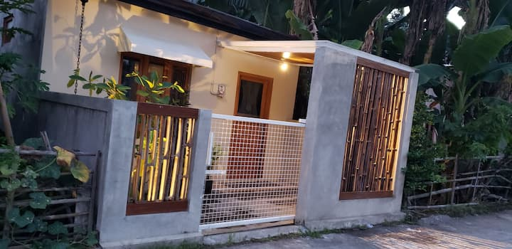 Bamboo Minimalist House