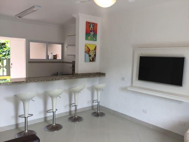 Elegante Apartamento em Maranduba. - Ubatuba  - Daire