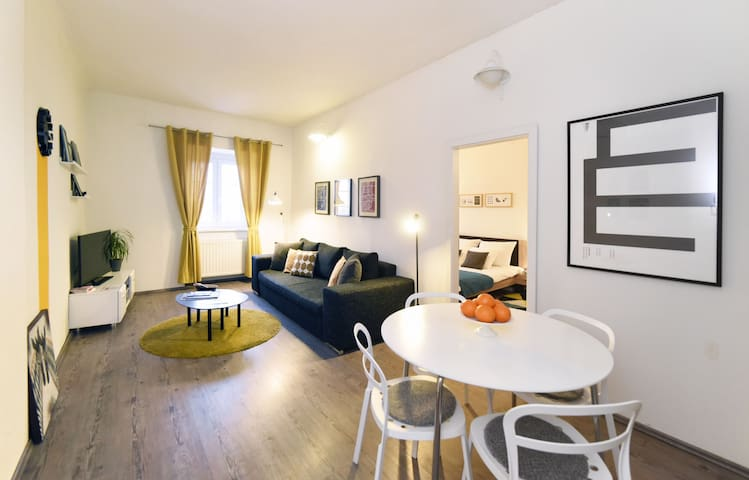 Stylish City Apartment next to BUS TERMINAL