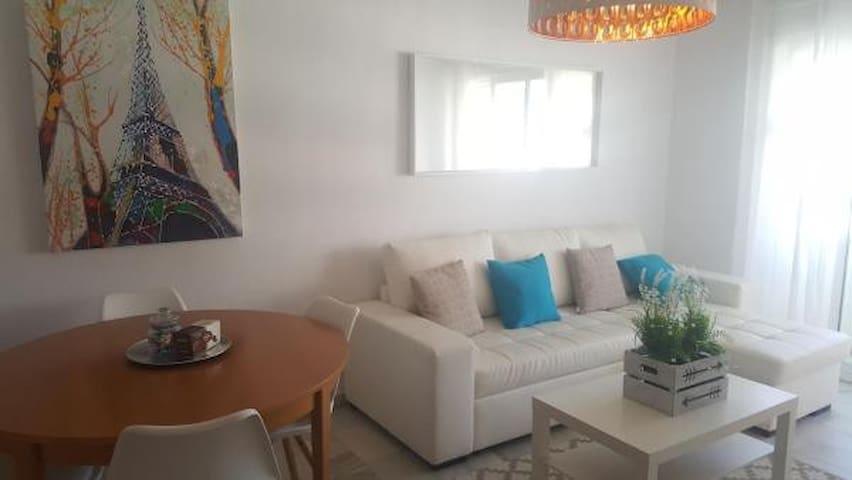 Marbella Beach Centre 2 bedrooms apartment Segov