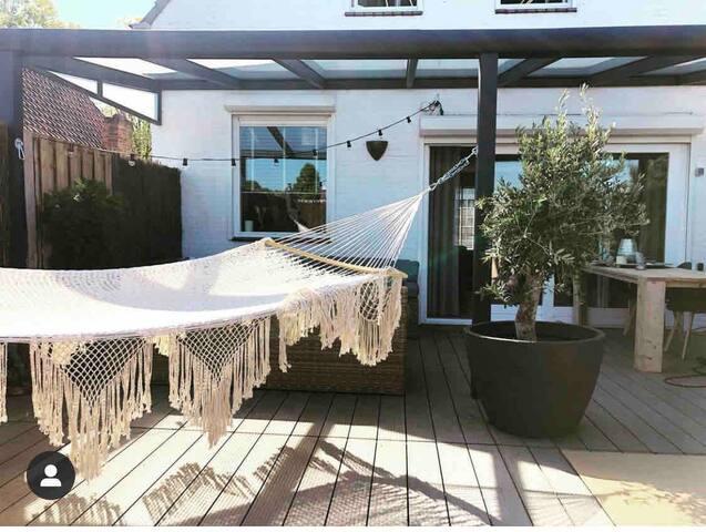 Luxe en cozy loft gevoel met 50m2 dakterras