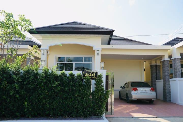 Hatyai Cozy house