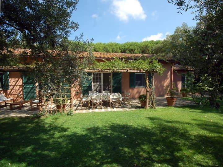 Villa Torrevecchia Etruscan Coast