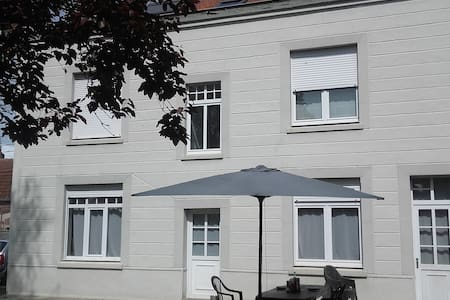 2 amazing bedrooms,10 mn from Lille - Vendeville