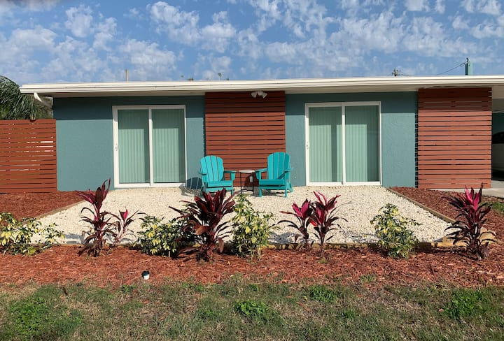 4BR Newly updated home 6 min to Madeira Beach!