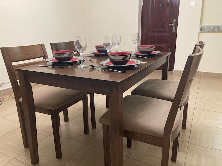 Bela Casa - Ruaka-Double room in a 2 bed apartment