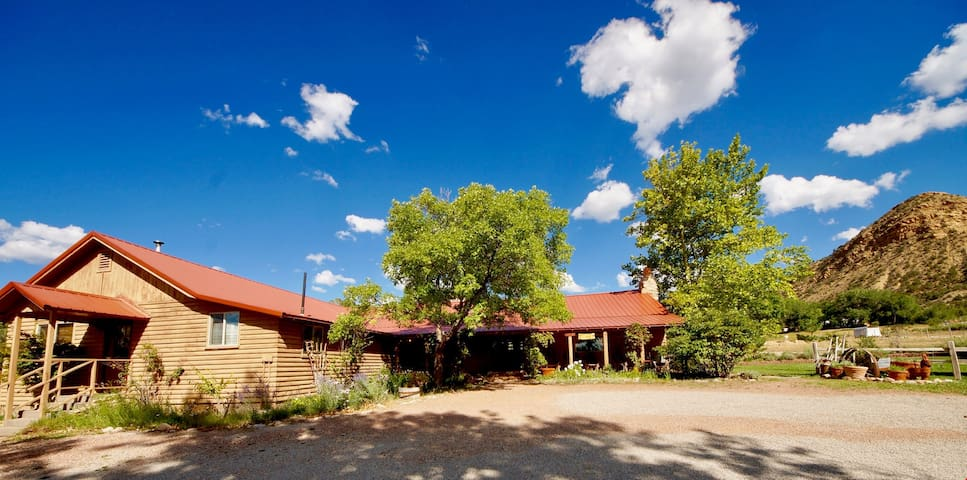 Pack Creek ~ Lodge Suite, Private Moab Getaway In Stunning, Secluded Ranch, Great For Small Or Large Groups  - Pack Creek ~ Lodge Suite