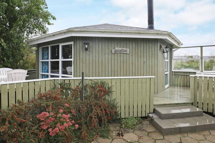 Elegant Holiday Home in Vinderup with Carport