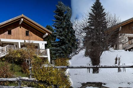 CHALET SAINTE-MARIE VALBERG - Guillaumes - Bed & Breakfast