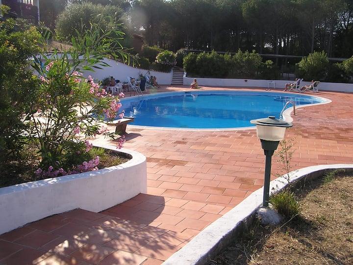 Residence Pinnetta - trilocale con piscina