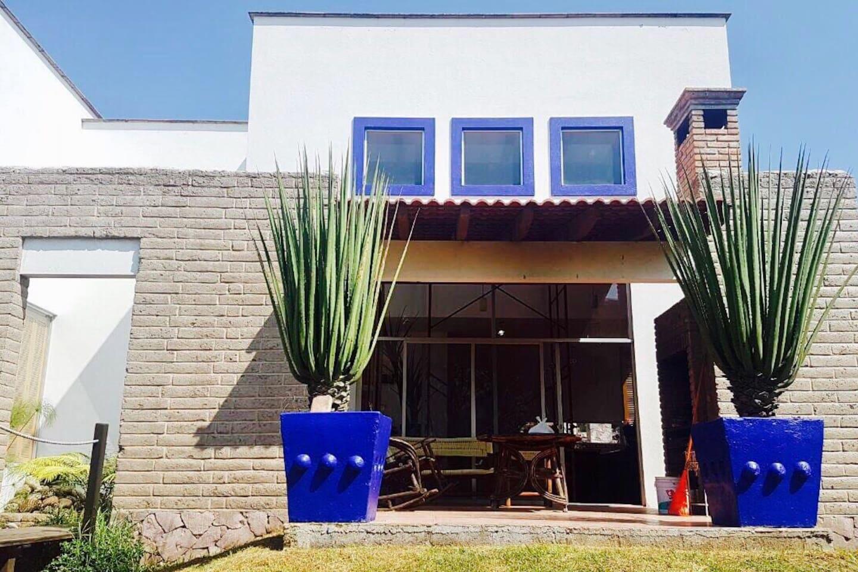 Casa México frente