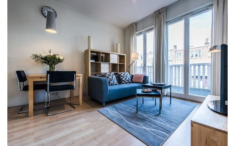1-Bedroom Apartment close to Amstel Station!