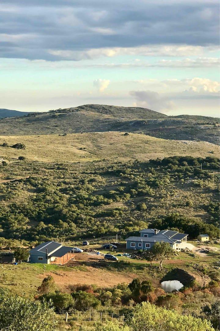 Chacra La Bimba, en las Sierras. Solis de Mataojo