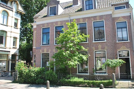Family home in Alkmaar, 25 min. from the beach