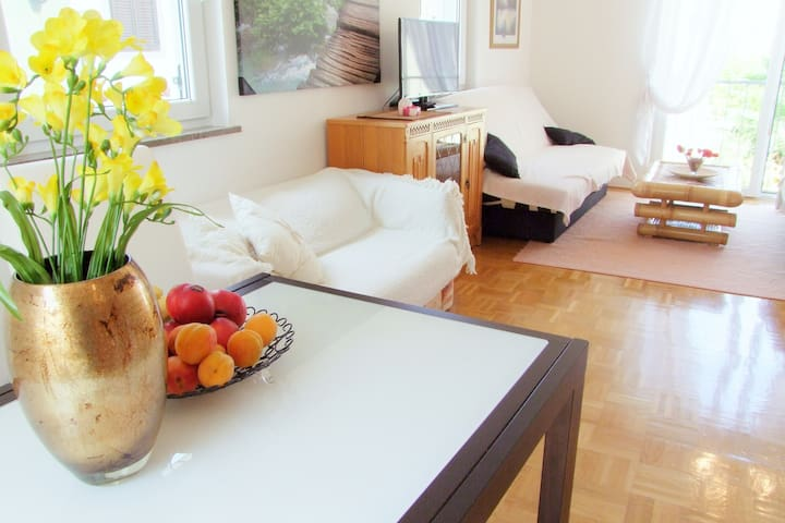 Great Apartment in The Old Town - Koper - Apartemen