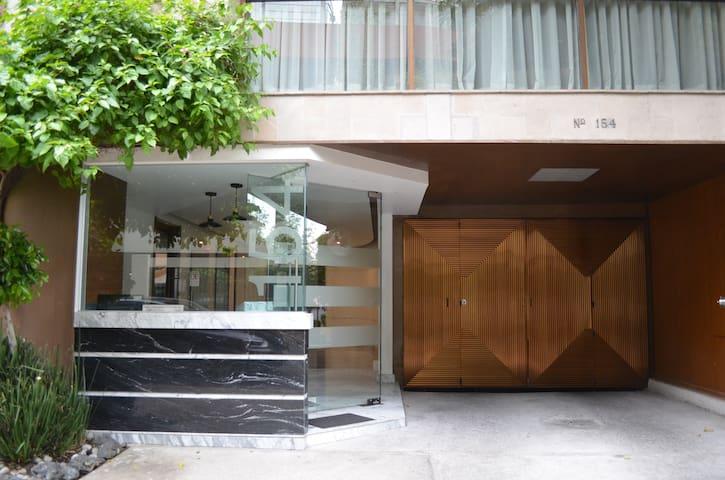 Suite Elbruz Departamento Ejecutivo en Polanco