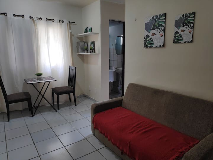 Apartamento em Condomínio Aririzal