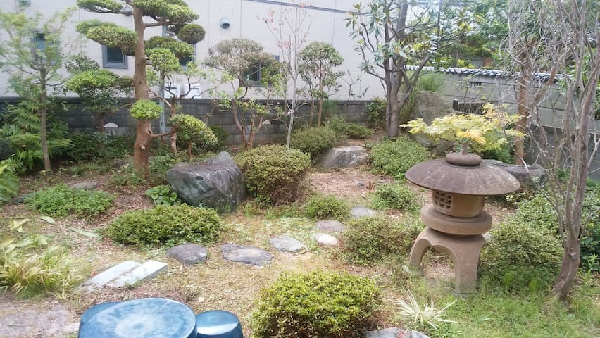 Tottori J-Garden House, Room T6