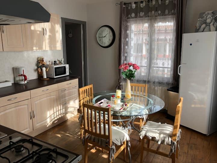 appartement meublé 6 personnes