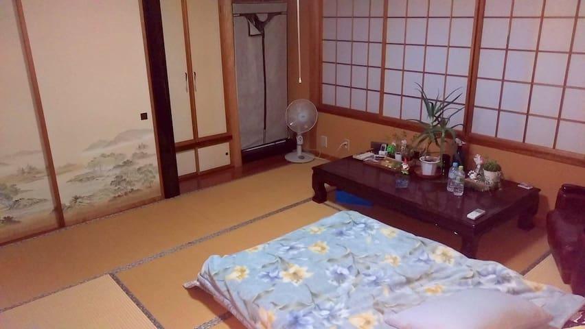 Large Room Near Everything in Niigata City - Niigata - Hus