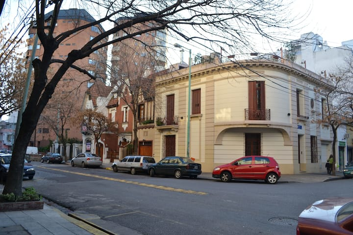 Great Rooms in Belgrano House