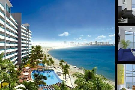 Torre Oceanica Vista al mar 2 Dormi - Santa Elena - Apartment