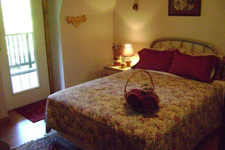 Mtn Spa Guest Ranch Retreat Facility - Grand Forks - Daire