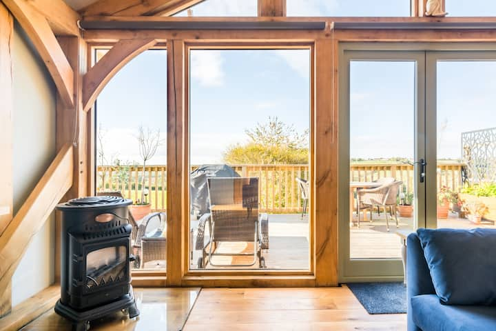 English Countryside Oak Framed Home Guest Houses For Rent In Gillingham Dorset United Kingdom