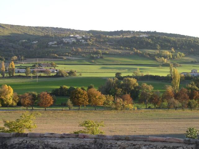 Gîte à la ferme en Luberon