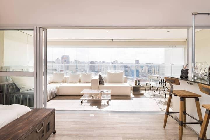New apartment  in the best neighborhood of SP