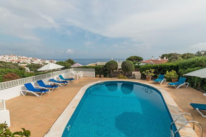 Villa on the sea with stunning views - Villa Seamar