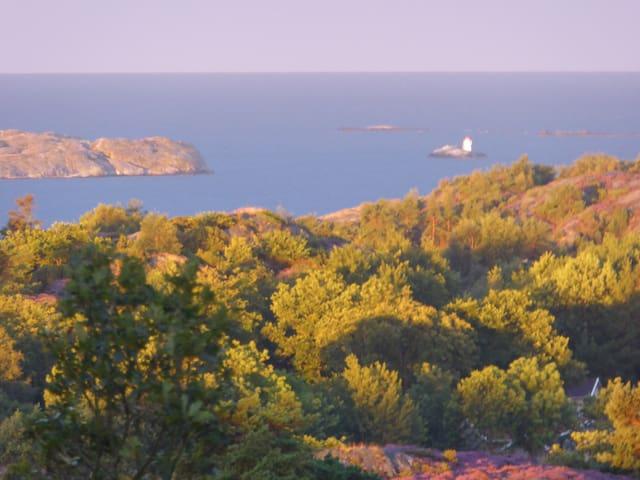Summer house seaview West coast - Kyrkesund - Ev