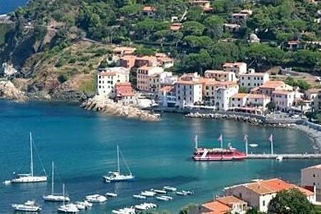 "Isola d'Elba Marciana Marina bilo 4p""il Belvedere"""