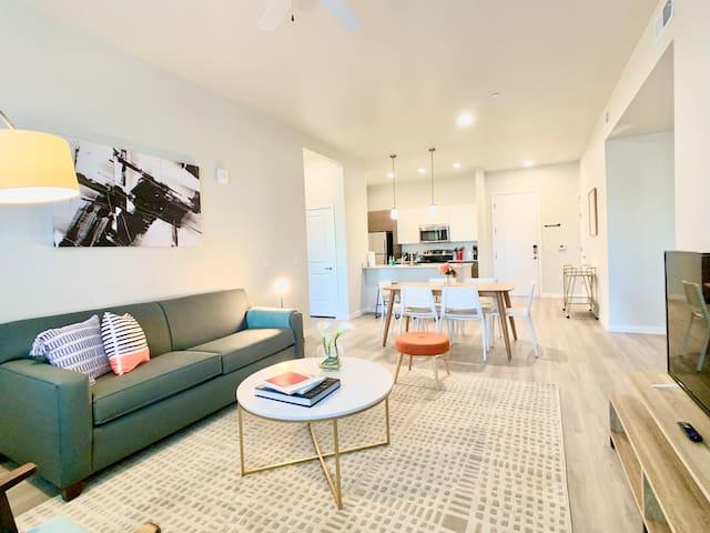 Kasa | Tempe | Exquisite 2BD/2BA Apartment