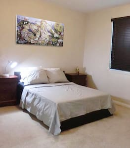Comfy Private Room Sleeps Up to 2 - Victorville - House