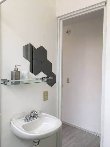 The Nest - Bright Modern Flat in Mexico dowtown