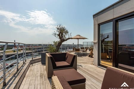 Great Penthouse @ Zeebrugge Harbour - Beach