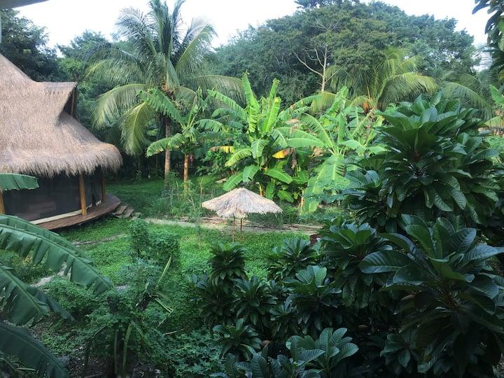 Retreat & Eco Center, 2nd Floor King Bedroom