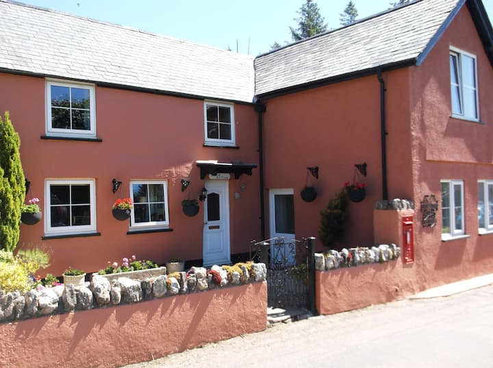 The Old Post Office Exford,  the heart of  Exmoor